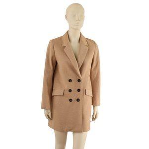 ZARA double breasted jacket. Size Small.